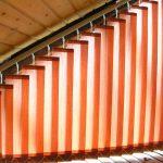 Žalúzie, interiérové vertikálne